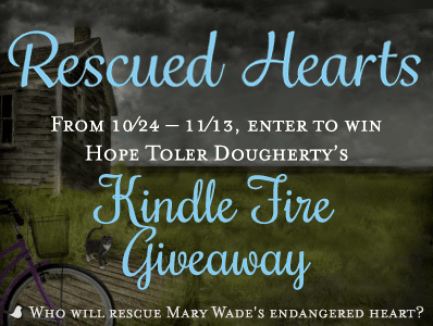 Rescued Hearts giveaway