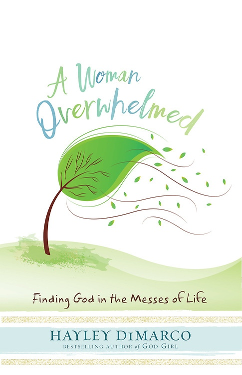 A Woman OverWhelmed || Sponsored Book Reive