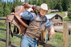 Tucker at Bull Hill Guest Ranch