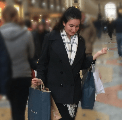 Milan: Time For A Quick Shopping Break