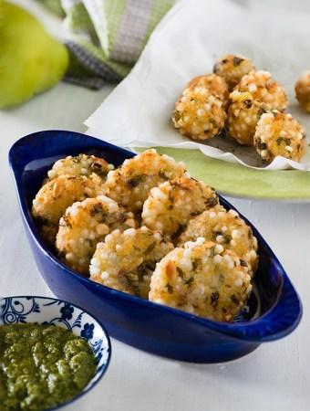 Sabudana vada is a delicious crisp deep fried popular snack from Maharashtra. It is made with sago/tapioca pearls or sabudana. Traditionally, sabudana vada recipe is made using deep frying technique, but you can always make Sabudana vada in air fryer or baked sabudana vada using this recipe.