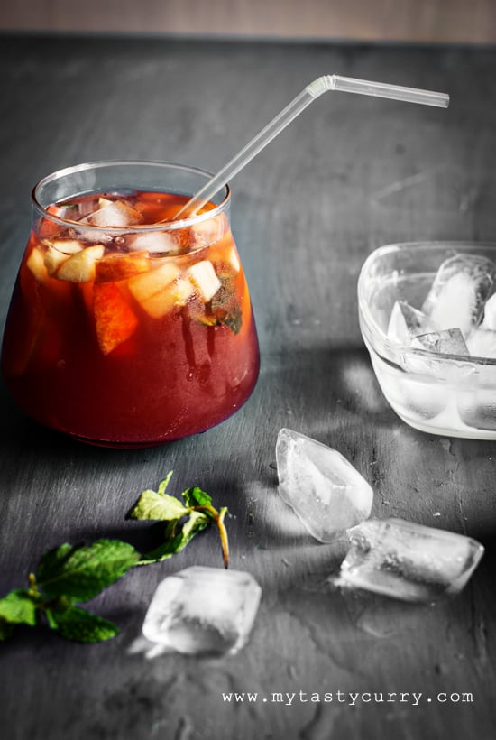 Sangria Recipe Without Brandy