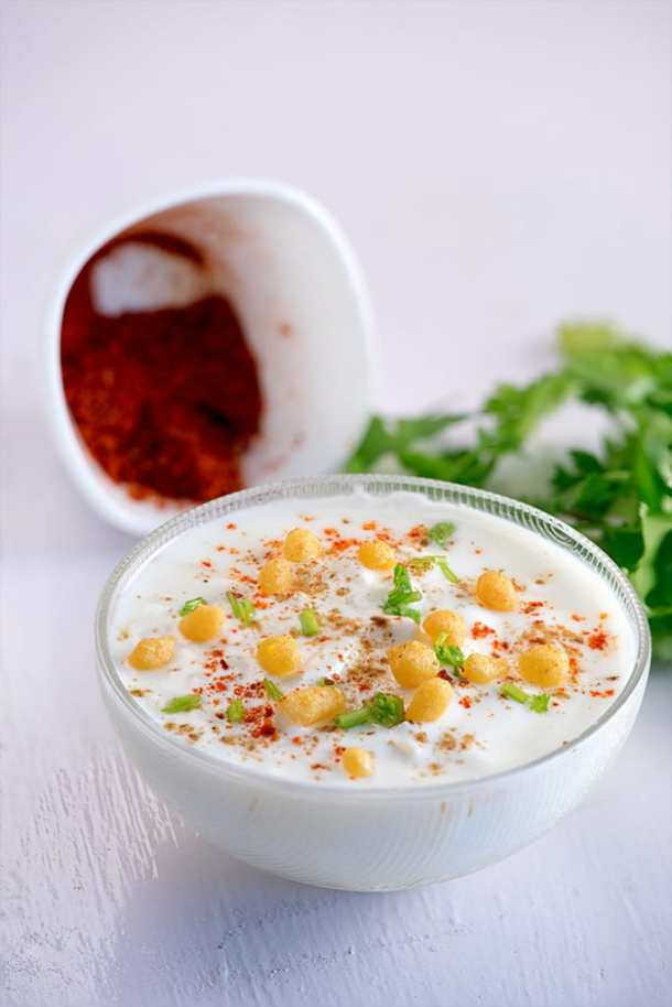 Boondi raita recipe a simple side dish for a spicy indian meal raita is very popular accompaniment served as a part of meal in north india popular ones among raita are kheere ka raita or boondi raita which are well forumfinder Image collections