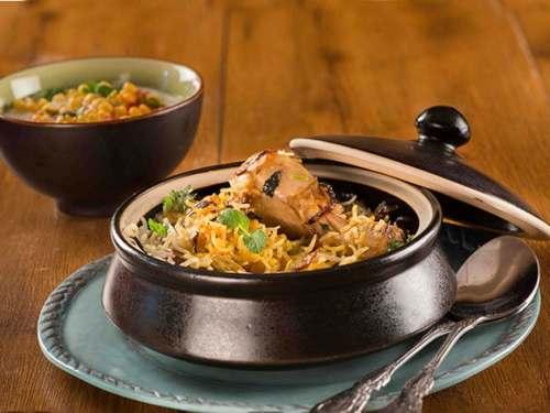 Hyderabadi chicken dum biryani recipe my tasty curry forumfinder Choice Image