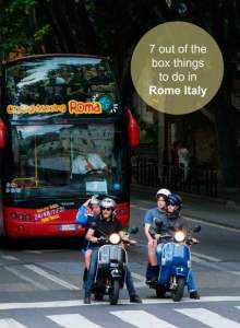 7 Offbeat things to do in Rome, Italy
