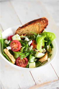 Greek Salad | Healthy  and Refreshing Summer Salads