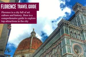 Discovering Florence | Must See Places in Florence Italy