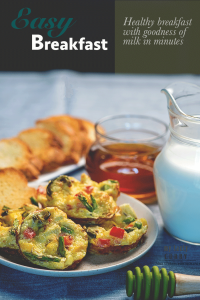Asparagus and Bell Pepper Mini Frittata : A Healthy Breakfast in Minutes