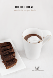 Hazelnuts Hot Chocolate | How to make Hot Chocolate