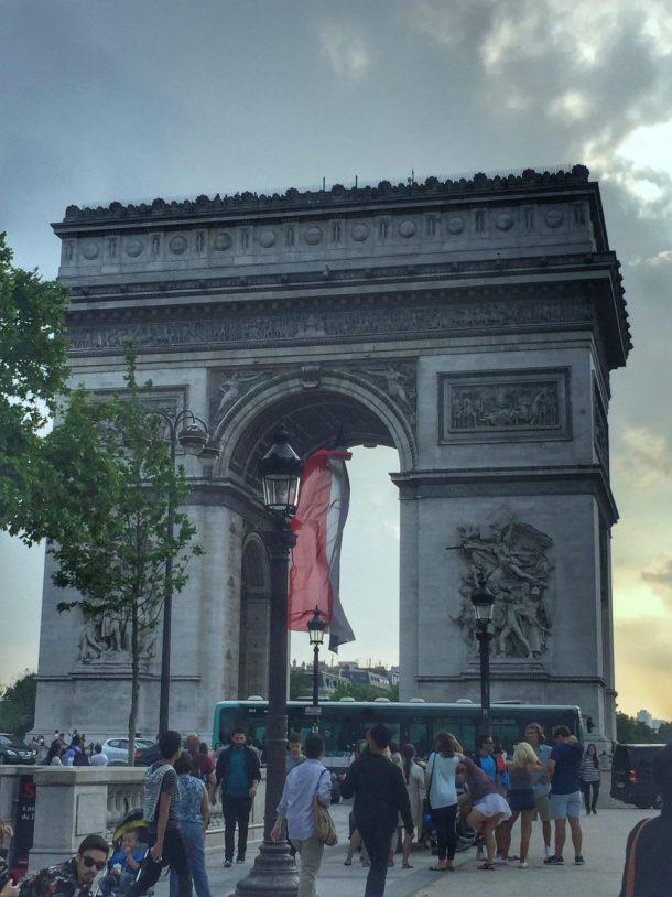 Arc du Triumph