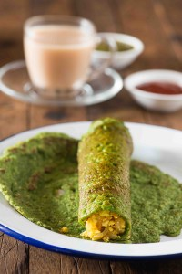 Pesarattu Dosa | Andhra Pesarattu Breakfast | #MTCchaiNashta with 24 Mantra Organic