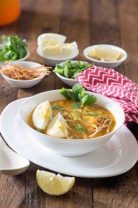 Khow Suey Soup Recipe | Burmese Soup