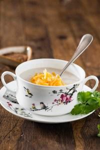 Cream of Mushroom Soup Recipe  #MTCWinterDelights
