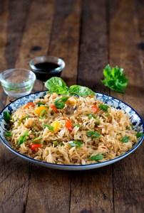 Schezwan Fried Rice | Fried Rice Recipe