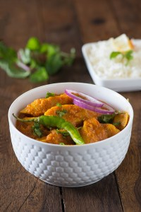 Rajasthani Gatte ki Sabzi  Popular Curry from Rajasthani Cuisine