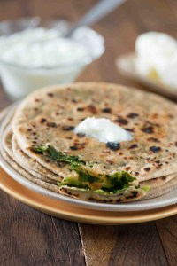 Methi Paratha Recipe | punjabi stuffed  Methi Paratha for Breakfast