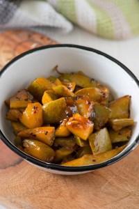 Kacche Aam ki Sabzi recipe – Aam Ki Launji