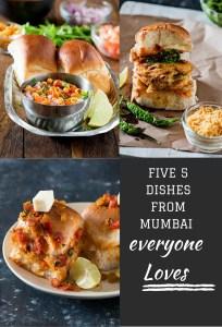 5 Pav Dishes from Mumbai Street Food Recipes that Mumbaikars Love