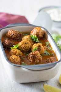 Lauki Kofta Curry – Bottle gourd Kofta Curry -Everyday Indian Curries