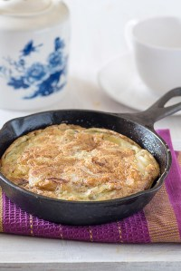 Spanish Omelette Recipe – Spanish Tortilla Breakfast