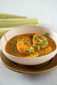 Coconut Egg Curry – Egg Curry in Roasted Coconut Gravy
