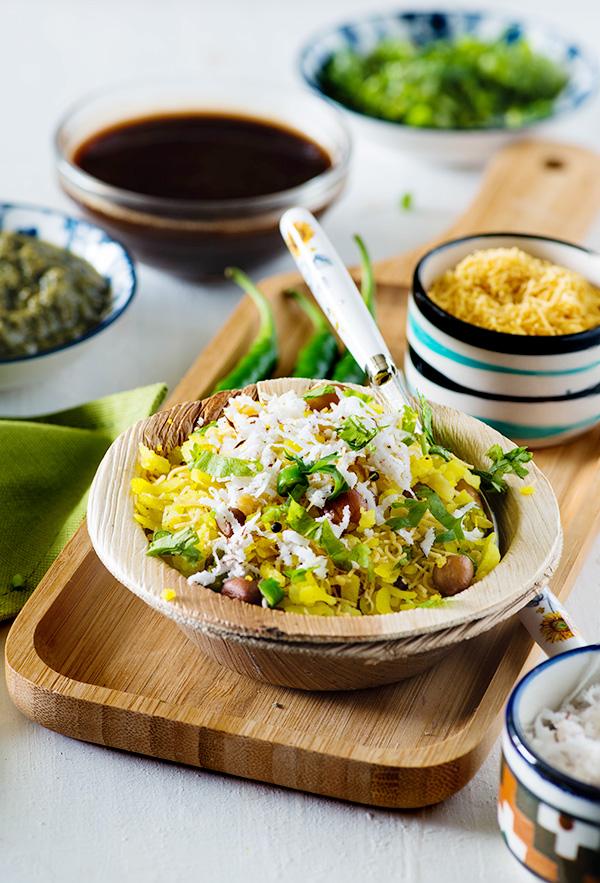 Kanda poha recipe how to make kanda poha my tasty curry kanda poha is a popular maharashtrian breakfast recipe a step by step video of easy forumfinder Image collections
