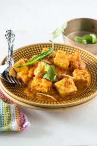 Dhaba Style Paneer Curry – Healthier Version with Less Fat