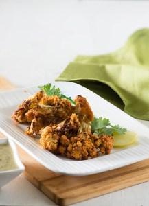 Tandoori Gobhi – Tandoori Gobhi in Microwave