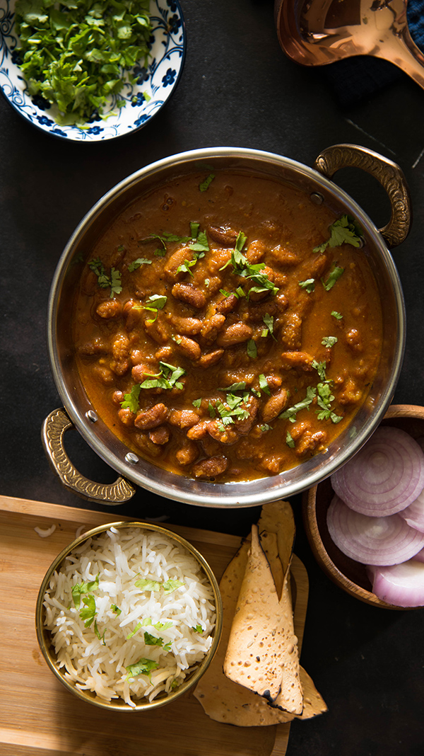 how to cook rajma masala