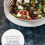 delicious quinoa recipes