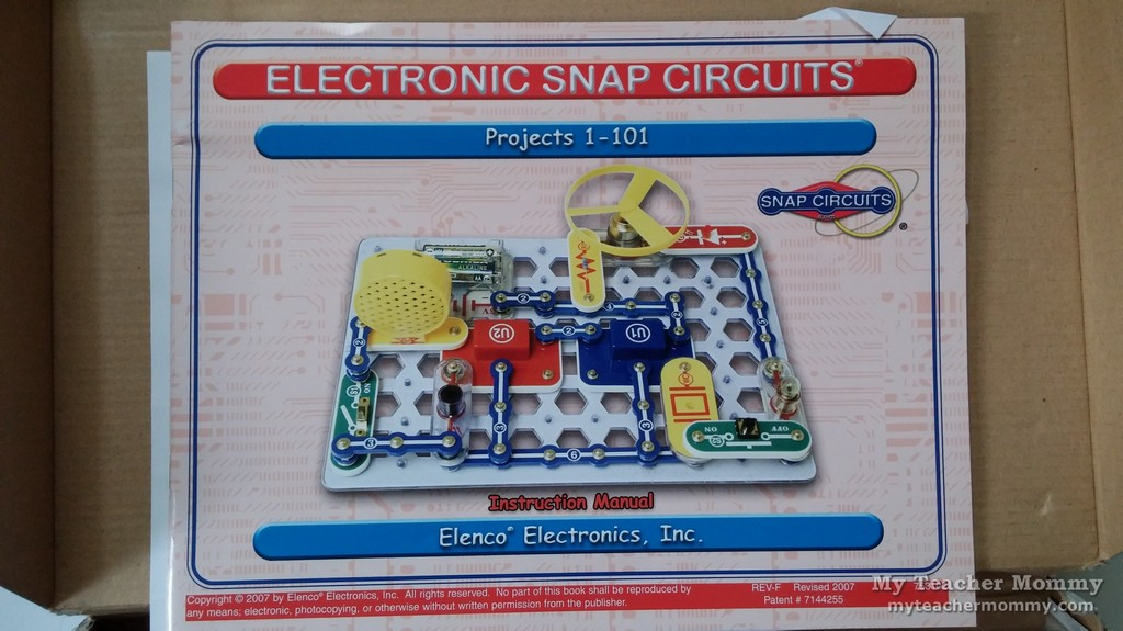 Snap Circuits Jr Kit W34424