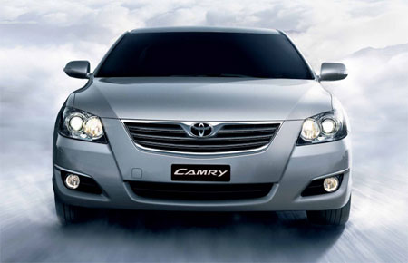 all new toyota camry thailand garnish fog lamp grand avanza malaysia car review classified weve actually had a hint that the will be cbu previously spyshots have been available of in port holding areas