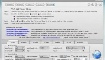 Download Full Version of WinX DVD Ripper Platinum for Free