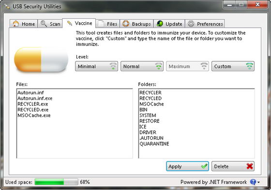 Secure Your USB Drive with USB Security Utilities