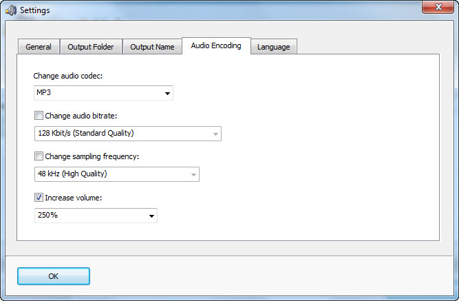 How to increase the volume of your MP3 audio files?