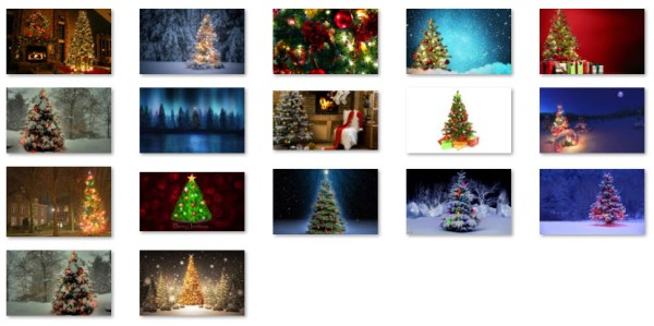 christmas theme packs for windows 10