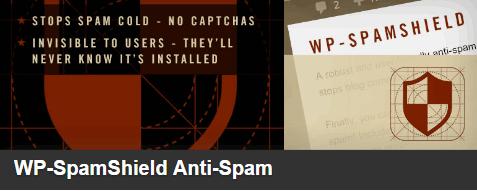WP- SpamShield Anti Spam Plugins for WordPress