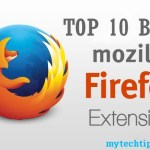 Top 10 Best Firefox Addons & Extensions