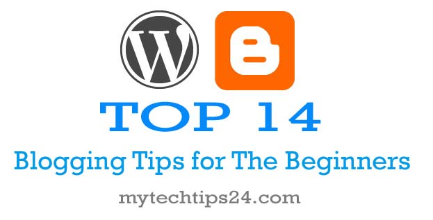 Important Blogging Tips for the Beginners 2020