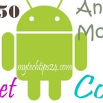 Top 50 Android Mobile Phone Secret Codes