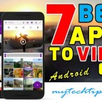 7 Best Video Editing Apps for Android SmartPhone