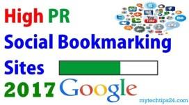130+ High PR Dofollow Social Bookmarking Sites List 2017