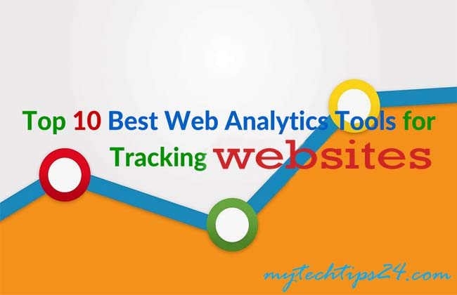 Top 10 Best Web Analytics Tools For Tracking Website