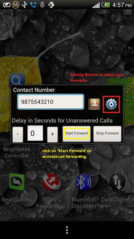 Call Forwarding Apps for Android Phones