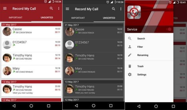 Top Call Recorder App for Android Device