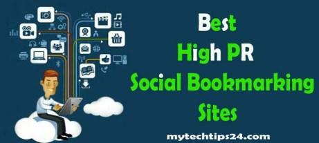 Best High PR Social Bookmarking Sites List 2020 (Updated)