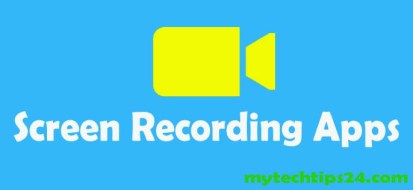 Top Free Best Screen Recording Apps for Android 2019