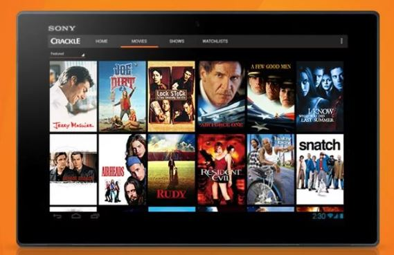 free iphone apps like crackle