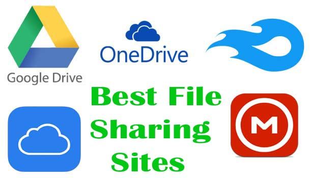 Best Free File Sharing Sites 2020