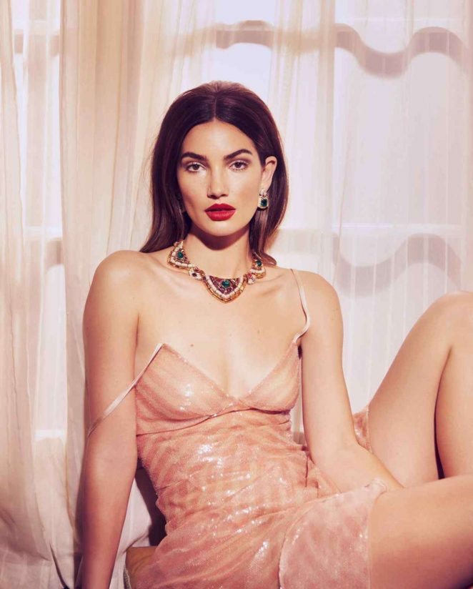 Lily Aldridge – 'How to spend it' Photoshoot for Financial Times (March 2018)